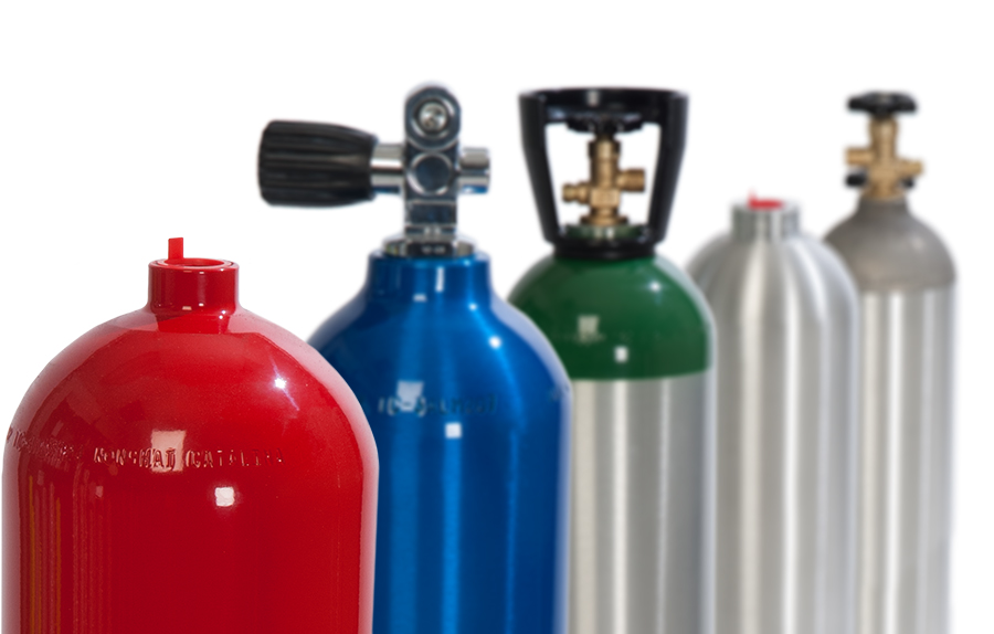 Aluminum Cylinders | High Pressure Aluminum Gas Cylinders