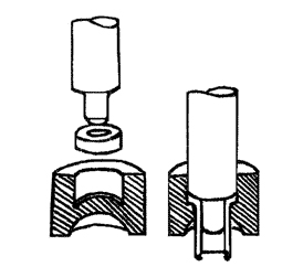 Impact Extrusions | High Pressure Aluminum Gas Cylinders | Composite