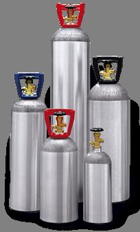Beverage | High Pressure Aluminum Gas Cylinders | Composite