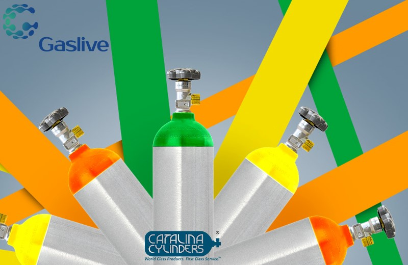Visit Catalina Cylinders and Gaslive at Hospitalar 2018