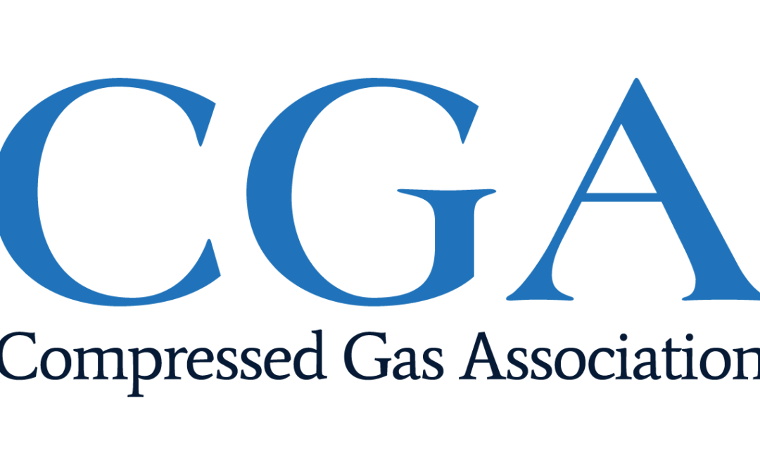 Compressed Gas Association Safety Alert on Cleaning Returned Cylinders During A Pandemic